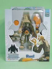 WAKFU RUEL Collection DX #5 Figurine Héro articulée Action Figure Heore Ankama