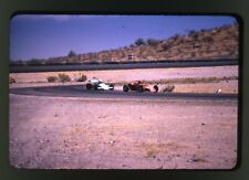 Lot of 7 Vintage Racing 35mm Slides - c1970s - F5000 Riverside ???