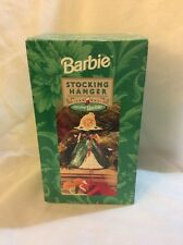 Holiday Barbie Stocking Hanger