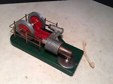 Old Toy Model Steam Engine Flame Licker/Stirling Cycle Phoenix AZ Solar Engines