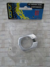 "GT Seat Clamp 1"" 25.4 Silver NOS Old Mid School BMX Tange Suntour Dia Compe Haro"