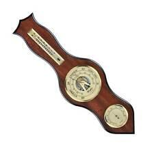 Veneered Barometer, Thermometer and Hygrometer - 1607