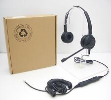 H850 Headset for Avaya 2410 4620 5420 5620 Toshiba DKT3010S 3014SDL 3020S 3020SD