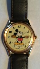 Vintage Lorus Quartz Mickey Mouse Watch with Mechanical Arms The Walt Disney Co.