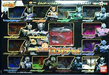 Masked Rider Ryuki Dragon Knight Transformation Belt V Buckle 13 Riders Set MISB
