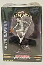 SILVER SURFER-Titanium Series Marvel Legends Die-Cast  Figure 2006 New/sealed