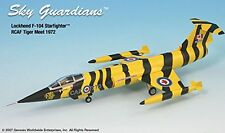 Lockheed F-104 Starfighter RCAF Tiger Meet 1972 Airplane Miniature Model Metal D
