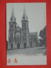 SAIGON Ho Chi Minh VIET NAM Vietnam COCHINCHINE Cathedrale French Colony