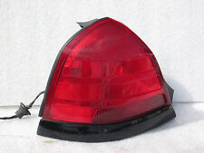 2006-2013 FORD CROWN VICTORIA LEFT TAIL LIGHT REAR DRIVER