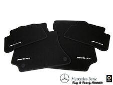 Mercedes Benz original AMG Fussmatten neu schwarz B66037204 CLS 218 E-Klasse 212