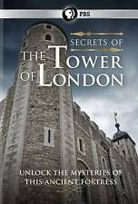 Secrets of the Tower of London (DVD, 2013)
