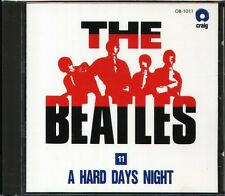 The Beatles - 11 a hard days night - Japan CD  - 13Tracks