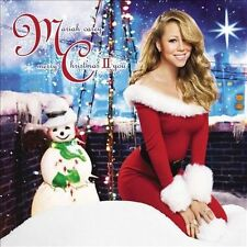 Merry Christmas II You Mariah Carey Audio CD