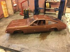 AMT PROMO MODEL 1980 CHEVY MONZA 2+2 NO BOX 1/25 Junkyard Parts