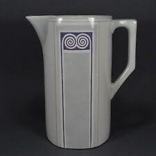 Großer Krug Wasserkrug Villeroy & Boch Peter Behrens ? water pitcher 4,5 Liter