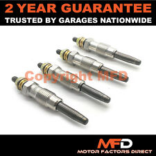 4X FOR PEUGEOT 306 1.9 NON TURBO 1998- DIESEL HEATER GLOW PLUGS XUD9A/B ENGINE