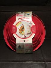 Nordic Ware Red  Pinata Surprise ! Cake Pan - New - Made in the USA.