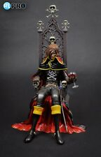 High Dream HL Pro Captain Harlock & Arcadia Throne Capitan Albator Statue 32cm