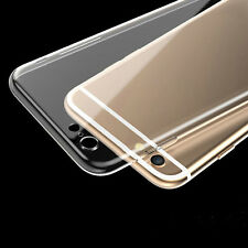 Sale Clear Transparent Soft TPU Silicone Gel Cover Case Skin for Apple iPhone 6S