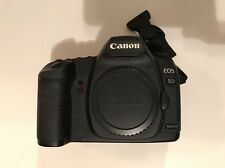 Canon 5D Mark II body with extras