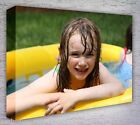 Your PHOTO/PICTURE on a LARGE A2 PERSONALISED BOX canvas print DEEP FRAMED 24x16