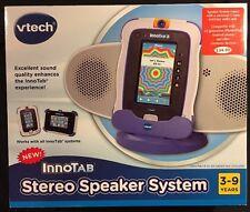 VTech InnoTab Stereo Speaker System New