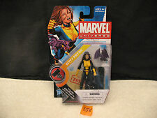 "Marvel Universe KITTY PRYDE 3.75"" Action Figure 017 Series 2 New 2009 HASBRO"
