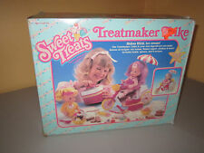 Sweet Treats Doll Treatmaker Trike - 1989 Matchbox - Make Real Ice Cream!!