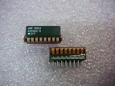 AMP PIANO-DIP Switch 8-Position Rocker R/A 5V Thru-Hole SPST **NEW** 1/Per