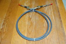 John Deere Hydraulic Push Pull Cable ~ AT434198 New AT 434198