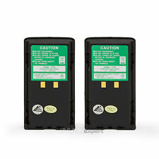 2 x 2200mAh  7.2V KNB-17A KNB-22N Battery for KENWOOD TK-280 TK-380 TK-480