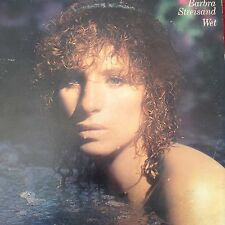BARBRA STREISAND: WET  1979 CBS Canadian LP inc.No More Tears + Donna Summer EX