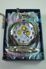 Who is Doctor Who David Tennant/John McDonald Cosplay Master's Fob Pocket Watch