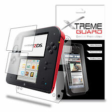 XtremeGuard FULL BODY Screen Protector For Nintendo 2DS (Ultra Clear)