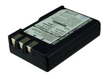 UK Battery for NIKON D3000 D40 EN-EL9 EN-EL9A 7.4V RoHS