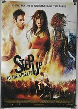 DS032 - Gerollt/KINOPLAKAT - STEP UP TO THE STREETS Brianna Evigan