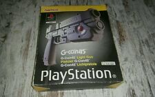 Namco G-Con45 Light Gun Playstation PS1 Boxed Great Condition GCon 45 Retro