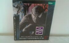 New Black Spider-Man 300pc Puzzle Bonus Poster Inside Photomosaics Made In USA
