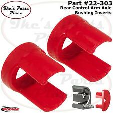 Prothane 22-303 Rear Control Arm Bushing Insert Kit 93-99 VW Jetta III/Golf III