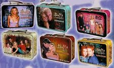 BUFFY THE VAMPIRE SLAYER - Mini Lunch Box Tin Set (6) by Dart Flipcards #NEW