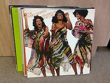 The Three Degrees Standing Up for Love vinyl LP EX 1977