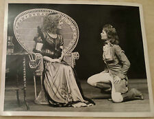 1968 Theatre Press Photo: Angela Thorne Kay Barlow TWELFTH NIGHT (24.5 X 20.5cm)