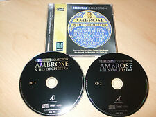 Ambrose & His Orchestra - Essential (Best Of)(CD) 52 Tracks  Mint/New  Fast Post