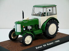 Zetor 50 Super 1:32 Atlas Editions Czechoslovak tractor from 60ies