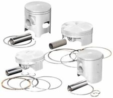 Wiseco - 4848M09600 - Piston Kit 2.00mm Oversize to 96.00mm 10.5:1 Compression~