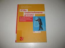 IT-Wissen für Unternehmensgründer von Hans-Werner Grotemeyer, Markus Deutsch,...