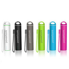 NEW Portable Emergency Battery Charger Power Bank for Mobile Phone Tablet Camera