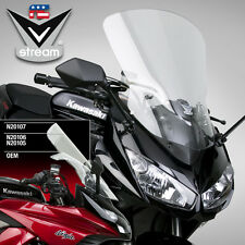 KAWASAKI Z1000SX NINJA 2011-15 VSTREAM WINDSCREEN WINDSHIELD CLEAR  N20107