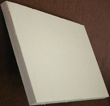 "Ceramic fiber board (2300°F), 900mm x 600mm x 12.5mm (1/2""), Free Shipping"