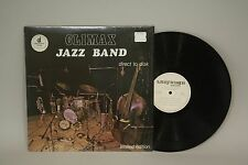 """Climax Jazz Band- Direct to Disk- 12"""" Vinyl LP-LBR 1000- B78"""
